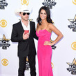 Justine Moore 50th Academy Of Country Music Awards - Arrivals