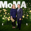 Justine Wheeler Koons MOMA's Party In The Garden 2018