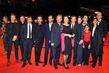 Justus von Dohnanyi 'Transit' Premiere - 68th Berlinale International Film Festival