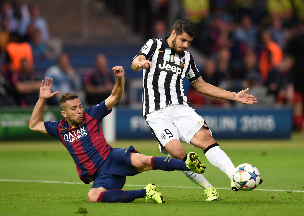 Scommesse juve barcellona