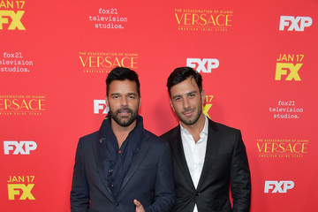 Jwan Yosef Premiere Of FX's 'The Assassination Of Gianni Versace: American Crime Story' - Arrivals