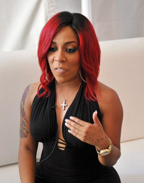 K Michelle 2013 2013 BET Experience - Fan Fest
