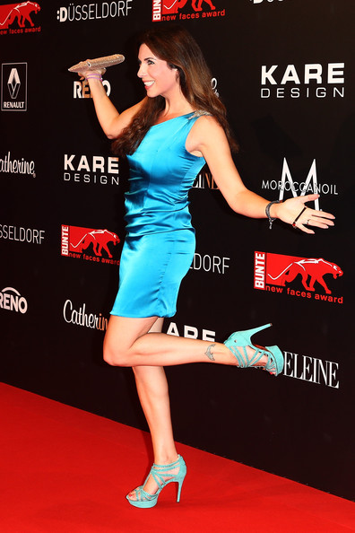 Alexandra Polzin Pictures Arrivals at the New Faces Award Fashion — Part 2 -