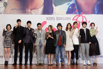 Kim Young Kwang KBS Drama 'Love Rain' Press Conference