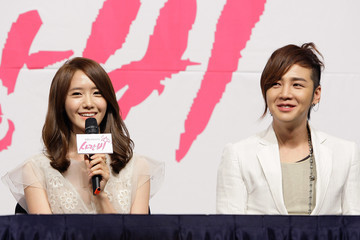 Yoo Na KBS Drama 'Love Rain' Press Conference
