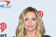 Sarah Michelle Gellar attends KIIS FM's Jingle Ball 2019 presented by Capital One at The Forum on December 06, 2019 in Inglewood, California.