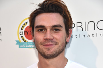 KJ Apa City Year Los Angeles Spring Break