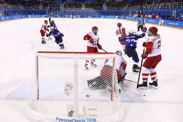 Kacey Bellamy Ice Hockey - Winter Olympics Day 4