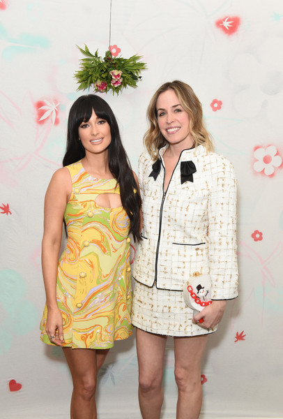 Best Buds Holiday Party With Kacey Musgraves And Flower By Edie Parker Flower