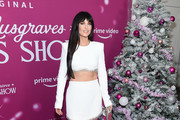 """Kacey Musgraves attends the screening of the """"The Kacey Musgraves Christmas Show"""" at Metrograph on November 19, 2019 in New York City."""