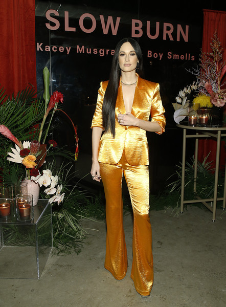 "Kacey Musgraves + Boy Smells Launch ""Slow Burn"" Collaboration"