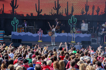 Kacey Musgraves NCAA's March Madness Music Festival - Day 3