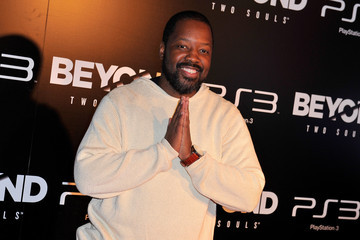 Kadeem Hardison 'Beyond: Two Souls' Premieres in Paris