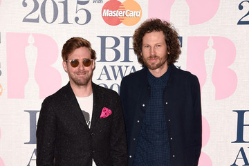 Kaiser Chiefs Arrivals at the BRIT Awards