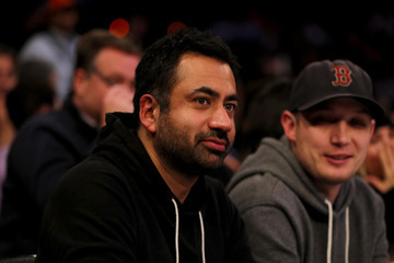 Kal Penn Los Angeles Clippers v New York Knicks