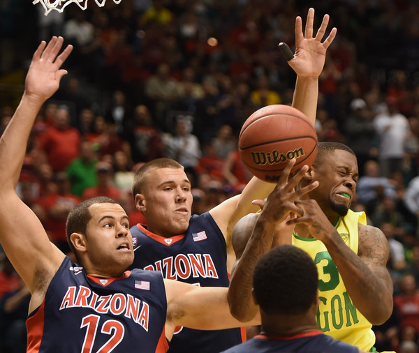 Pac-12 Basketball Tournament - Semifinals
