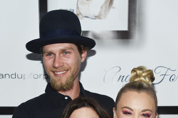 Kaley Cuoco Rebecca Corry 8th Annual Stand Up For Pits - Arrivals