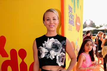 Kaley Cuoco-Sweeting Nickelodeon's 28th Annual Kids' Choice Awards - Red Carpet
