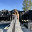 Kaley Cuoco Celebrities Get Ready For The 2021 Golden Globe Awards