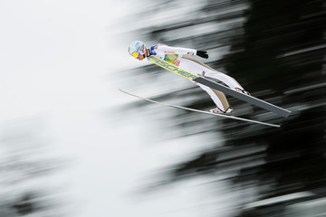 Kamil Stoch FIS Nordic World Cup - Four Hills Tournament