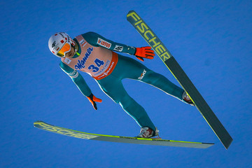 Kamil Stoch FIS Ski Flying World Champs HS205