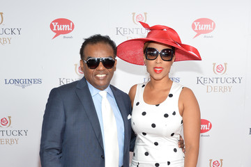Kandy Johnson Isley 140th Kentucky Derby - Arrivals