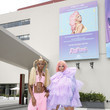 Kandy Muse RuPaul's Drag Race Mural Unveiling In LA