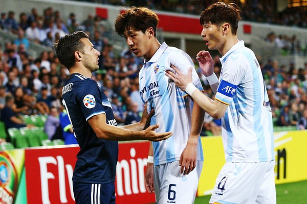 AFC Asian Champions League - Melbourne Victory v Ulsan Hyundai FC []
