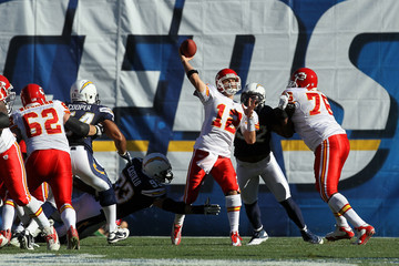 Brodie Croyle Kansas City Chiefs v San Diego Chargers