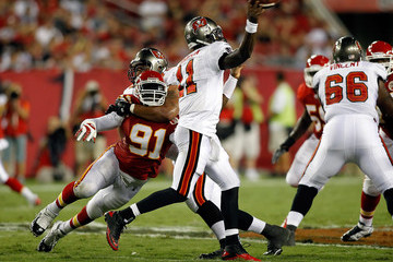 Josh Johnson Kansas City Chiefs v Tampa Bay Buccaneers