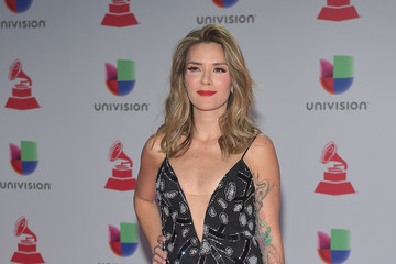 Kany Garcia The 19th Annual Latin GRAMMY Awards - Red Carpet
