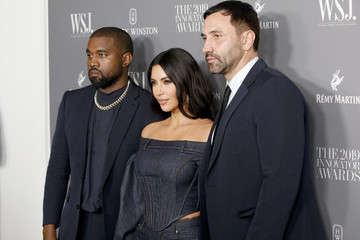 Kanye West WSJ. Magazine 2019 Innovator Awards Sponsored By Harry Winston And Rémy Martin - Arrivals