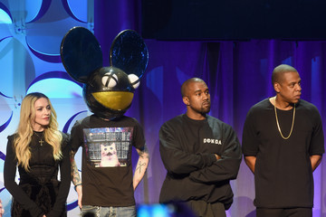 Kanye West Jay-Z Tidal Launch Event NYC #TIDALforALL