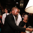 Kanye West Jim Moore Book Event At Ralph Lauren Chicago