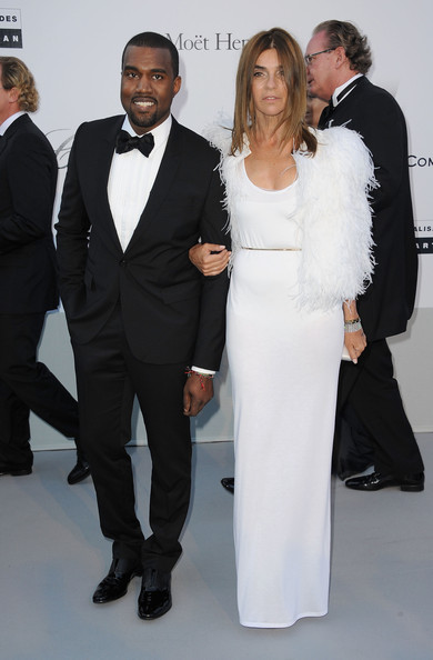 Kanye West Kanye West and amfAR Chairman Kenneth Cole attend amfAR's Cinema Against AIDS Gala during the 64th Annual Cannes Film Festival at Hotel Du Cap on May 19, 2011 in Antibes, France.