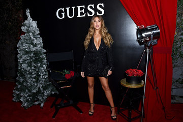 Kara Del Toro GUESS Kicks-Off Holiday Season