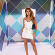 Kara Del Toro Vital Proteins Collagen Water Beverly Hills Bash