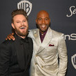 Karamo Brown The 2020 InStyle And Warner Bros. 77th Annual Golden Globe Awards Post-Party - Red Carpet