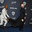 Karamo Brown 21st Annual Warner Bros. And InStyle Golden Globe After Party - Arrivals