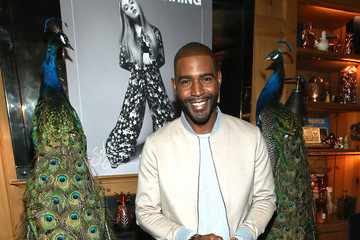 Karamo Brown Herring & Herring Sequence Magazine Launch Party, Co-hosted by Susan Sarandon at the private residence of Jonas Tahlin, CEO Absolut Elyx