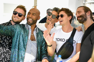 Karamo Brown Netflix's Queer Eye And GLSEN Event At NueuHouse Hollywood