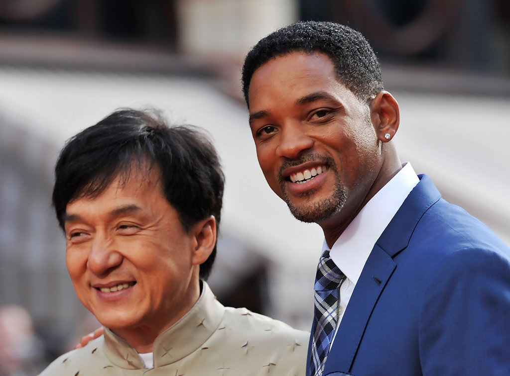 jackie chan and will smith - photo #34