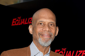 Kareem Abdul-Jabbar Premiere Of Columbia Picture's 'Equalizer 2' - Red Carpet