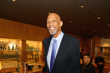 Kareem Abdul-Jabbar The Hollywood Reporter's 7th Annual Nominees Night Presented by Mercedes-Benz, Century Plaza Residences, and Heineken USA - Inside
