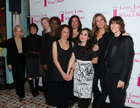 """""""Love, Loss, And What I Wore"""" Celebrates New Cast Members"""