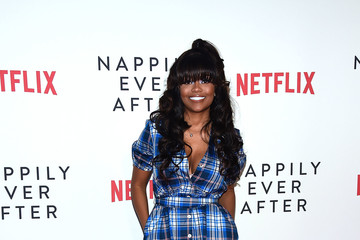 "Karen Civil Special Screening Of Netflix's ""Nappily Ever After"" - Arrivals"