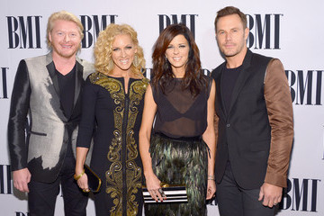 Karen Fairchild Phillip Sweet Arrivals at the BMI Country Awards