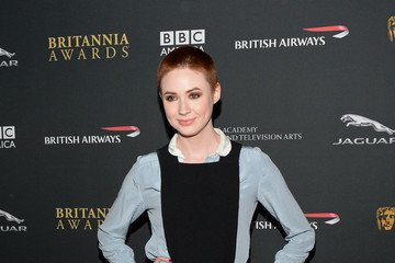 Karen Gillan Stars at the BAFTA LA Britannia Awards — Part 2