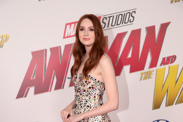 Karen Gillan Premiere Of Disney And Marvel's 'Ant-Man and the Wasp' - Arrivals