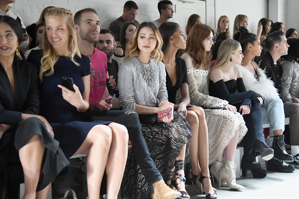 Jonathan Simkhai - Front Row - September 2017 - New York Fashion Week: The Shows